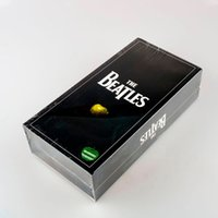 Wholesale Branded Dvd - Wholesale- High Quality CD The Beatles Stereo 16CD & 1 DVD Boxset Music Cd Box Set Brand New facoty sealed Drop Shipping!