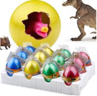Wholesale Growing Animals Toy - Dinosaur Eggs Christmas gift Growing pet Hatchimals egg hatching Animals eggs growing dinosaur variety of animals eggs creative toys B