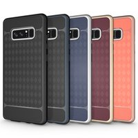 Para Samsung Note 8 Case 2in1 Hybrid Soft TPU Hard PC Back Back para Samsung Galaxy Note 8