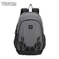 Wholesale- 2017 Fashion Designer Sparkled at Night Laptop Laptop Backpacks School Shoulder Bag Mochilas de homem de nylon para sacos de viagem para menino