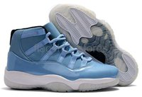 Wholesale Silk Satin Gift Boxes - ( WITH BOX ) High Quality New Retro 11 Basketball Shoes XI Mens 11s Retro 11 Ultimate Gift of Flight Sports Sneakers Drop Shipping