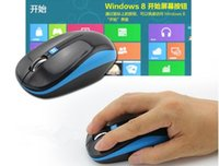 Wholesale desktop windows - cdyeer good quantily Mouse game wireless mouse 2.4G for WIN8 windows desktop notebook optical mouse