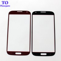 Wholesale Galaxy S3 Outer Screen Replacement - 100pcs High Quality Replacement LCD Touch Front Touch Screen Glass Outer Lens For Samsung s3 s4 S5 s6 s7