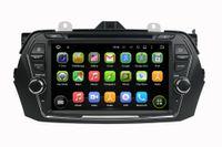 "Wholesale Dvd Player Suzuki Android 3g - Quad Core 2 din 8"" Android 5.1 Car Radio dvd gps for Suzuki CIAZ 2015 2016 With GPS 3G WIFI Bluetooth TV USB DVR 16GB ROM Car DVD"