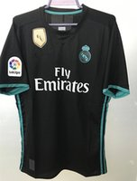 Wholesale cr7 real madrid jersey resale online - 2017 player version home away Real Madrid Soccer Jersey CR7 soccer shirt Ronaldo Bale Football uniforms Asensio SERGIO RAMOS sales