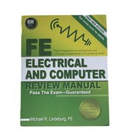 Wholesale New FE Electrical and Computer Review Manual