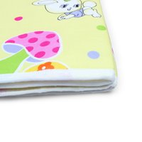 COTONE SOFT PADDED INFANT BABY CHANGE MAT Pannolino ACQUA PROOF COOL DESIGNS COLORI SOFT AND PADDED MAT