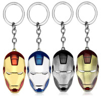 Wholesale Promotional Branded Gifts - Brand new Creative gift mask keychain promotional small gifts KR288 Keychains mix order 20 pieces a lot