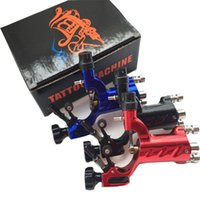 Wholesale Wholesale Running Machines - Dragonfly Rotary Tattoo Machine Motor Liner Shader Silent Running for Body Art with RCA