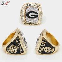 Wholesale Great Universities - CR-20482 university football 2011 classic sports rings