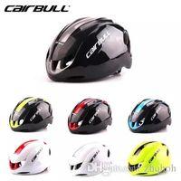 Wholesale Road Bike Equipment - CAIRBULL riding helmet road bike riding equipment throttle helmet TT helmet with pneumatic slide