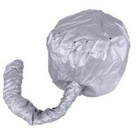 Wholesale Professional Attachment - Professional Portable Household Soft Hood Bonnet Diffuser Attachment Hair Care Comfort Salon Hair Dryer Hat Cap with 2 Colors