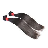 Wholesale Indian Remy Weave Shedding - Peruvian Straight 1pc Brazilian Peruvian Malaysian Indian Virgin Human Hair Extension Straight Hair Weave No Tangle No Shedding Hair Bundles