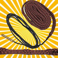 Wholesale Bore Snake 177 - Bore Snake Gun Cleaning .17CAL CF .17HMR .177 Brass Weighted Cord F Rifle Pistol