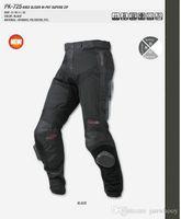 Wholesale motorcycle pants komine - High quality Pk-725 709 komine motorcycle pants automobile race pants motorcycle clothing ride trousers motorcycle riding pants