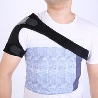 Wholesale AOLIKES Aids Brace Belt Elastic Dislocation Pain Injury Arthritis Shoulder Support Strap