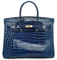 Wholesale Red Leopard Purses - crocodile bags tote shoulder bride wendding bag purse clutch flap women wallet handbag tote lady UK France Au genuine leather US EUR