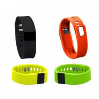 TW64 Smart Uhr Smart Band Sport Armband wasserdicht Armband Fitness Tracker Bluetooth 4,0 Für iPhone 7 und Android-Handy