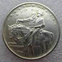 Wholesale Free People Style - American Coins 1925 Stone Mountain Commemorative Half Dollars Copy Coins High Quality old style Copy coin Free shipping