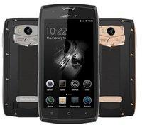 Wholesale Gps Quadcore - Original Blackview BV7000 Mobilephone IP68 Waterproof MTK6737T QuadCore 5.0 Inch HD 2G RAM 16G ROM Fingerprint GPS+Glonass 4G Ite Smartphone