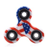 Wholesale Wholesale Toy Prices - Free DHL Shipping Hand Spinner EDC Handspinner Fidget Spinner Tri-Spinner Fidget Toy With Factory Price BEY011