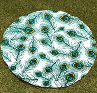 Wholesale silk beach towel for sale - Group buy Feather Shape Beach Towel Wrap Serviette Covers Sunscreen Silk Like Green Shawl High Quality Picnic Mat Hot Sell gc J R