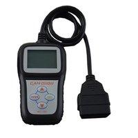rover mini moteurs achat en gros de-Lecteur de code des véhicules à moteur Obd2 Eobd de scanner de scanner de MiniV581 Obd de voiture usine la vérification de moteur d'Obd ii Mini V581