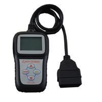 herramienta de escaneo obd ii vw al por mayor-MiniV581 Obd Scanner Lector de código automotriz Obd2 Eobd Scan Herramientas de coche Obd ii Mini V581 Comprobación del motor