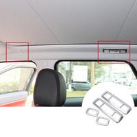 Wholesale Range Rover Light - Inner Roof Reading Light Cover Trim For Land Rover Range Rover Evoque 2012-2016 4pcs free shipping