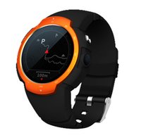Android 5.1 Smart Watch Phone SW06 3G Outdoor Outdoor Camera Monitor de coração GPS WIFI Pedômetro Sleep Monitor Weather Instale aplicativos à prova d'água