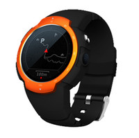 Wholesale Gps Wifi Waterproof Android - Android 5.1 Smart Watch Phone SW06 3G Outdoor Outdoor Camera Heart monitor GPS WIFI Pedometer Sleep Monitor Weather Install Apps Waterproof