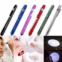 Wholesale Pen Torch Medical - High Quality Medical First Aid LED Pen Light Flashlight Torch Doctor Nurse EMT Emergency Q0173