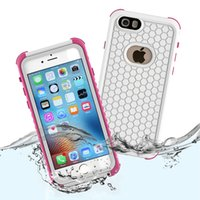 Wholesale Diving Waterproof Bag Case - Waterproof Shockproof Underwater Dirt Ultrathin Diving Case Fashionable Cover for iPhone 7 6s 6 Plus With Retail Bag