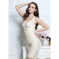 Wholesale Thin Beautiful Body - Postpartum shape jumpsuits Waist belly in carry buttock sheath thin body beautiful system