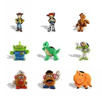 Wholesale Toy Story Stick - MOQ=18PCS Toy Story Cartoon PVC Blackboard Magnetic Stick,Fridge stickers,Lovely Blackboard Magnets,For Students' Gifts Party