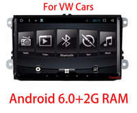 Wholesale 2G RAM quot VW Android Car DVD player Volkswagen GOLF Golf POLO PASSAT SKODA CC JETTA TIGUAN TOURAN GPS