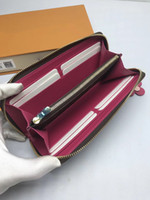 Wholesale Blossom Cards - 2017 new famous fashion brand women's handbag high quality AAAAA plum blossom purse long zipper dinner bag luxury bag