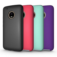 Wholesale Cell Combo - Wholesale Back Cover for Motorola MOTO G5s G4 Plus G4 Play G5 Plus Z Driod Cell Phone Combo Case