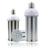 Wholesale Cfl Led - Aluminum LED corn bulb lights 30W 40W 50W 60W 100W E26 E27 E39 E40 screw base high bay Canopy light HID CFL replacement