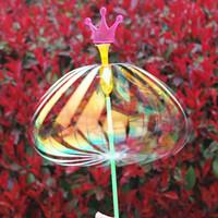 vente de bâton magique achat en gros de-Amazing Twister Jouet Rotation Arc-En-LED LED Magic Bubble Sticks En Plastique Twisters Jouets Cadeau Pour Enfant Vente Chaude 1 8zp C R