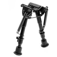 Wholesale 6 Inch to Inch Adjustable Handy Spring Return Sniper Hunting Tactical Rifle Bipod