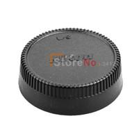 Wholesale dslr lens cover for sale - Group buy Rear Lens Cap Cover for All Nik0n AF AF S DSLR SLR Camera LF Lens lens camera D90 D3200 D5100 D7100 D3100 With tracking