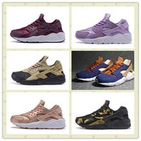 Air Huarache Ultra Run Br Shoes Hommes Hommes Hommes Atmos Elephant Print Huaraches Baskets Baskets Avec Boxes Taille US5.5--11 Hot Sale
