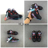 Wholesale China Shoes Shipping - Wholesale Air Retro 5 Low CHINA Women Men CHINA Basketball Shoes retro 5s sneakers shoes sports size 5-12 Free shipping Sports Shoes