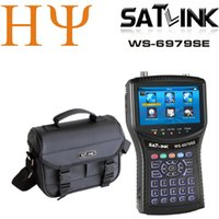 D'origine Satlink WS-6979SE DVB-S2 DVB-T2 MPEG4 HD COMBO Spectre Satellite Meter Finder satlink ws6979se satellite mètre