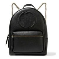 Wholesale Top Selling School Backpacks - Hot sell !!! Newest Top Quality Brand Soho Leather Chain Backpack Lady Double Shoulder Handbag Fashion Casual Style Unisex School Bag