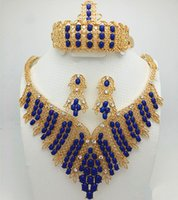 Wholesale 24k Gold Earrings For Women - Ethlyn Cute and New Ethiopian jewelry sets 24k Gold plated rope sets for African  Ethiopia  Eritrean Women wedding jewelry sets