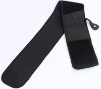 Wholesale Elastic Gun Belt - Composite diving material Elastic waistband Concealed Gun Belt Outside Field Equiment Holster Band Tactical Compat Sport Waist Pouch Belt