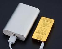 Wholesale Buy Lighters - Buy single arc windproof rechargeable plasma USB lighters