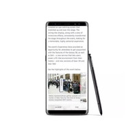 Goophone note 8 5.7inch Edge Curved Smartphone Android 7.0 Dual Core 512M 4GB показать 4G RAM 64G ROM note8 Мобильный телефон